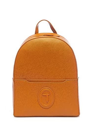 zaino donna main dahlia backpack sm saffiano CUOIO nd prima Cuoio 75B011269Y099999.B660