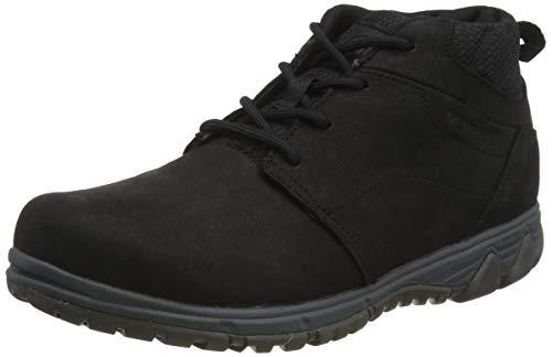 Merrell Herren All Out Blaze Fusion Chukka Boots, Schwarz (Black), 44 EU