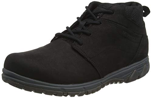 Merrell Herren All Out Blaze Fusion Chukka Boots, Schwarz (Black), 43.5 EU
