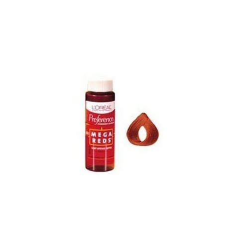 Loreal Preference Mega Reds Red Copper #MR3 2oz