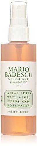 Mario Badescu Facial Spray with Aloe, Herbs and Rosewater, 4 oz. by Mario Badescu