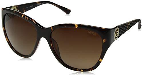 occhiali da donna guess Occhiali da sole Guess GU7348 C60 S57 (Tortoise / Gradient Brown Lens)