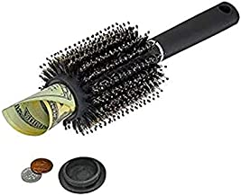 Hair Brush Diversion Safe,Stash Can, Can Safe to Hide Money, Jewelry, Perfect for Travel or At Home ( 1 Pack )