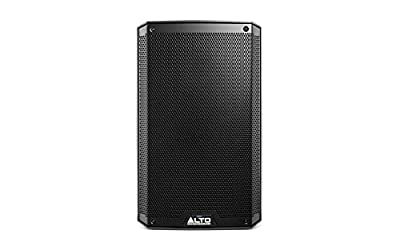 Alto Professional TS310 | 2000-Watt 10-Inch 2-Way Powered Loudspeaker With On-board Contour Controls, Performance-Driven Inputs / Outputs, Pole or Wedge Positioning and Integrated 2-Channel Mixer from inMusic Brands Inc