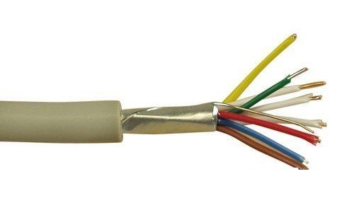 InLine 69987 Telephone Miami Mall Cable 8 Core 4 Portland Mall mm x 100 0.6 Roll m 2