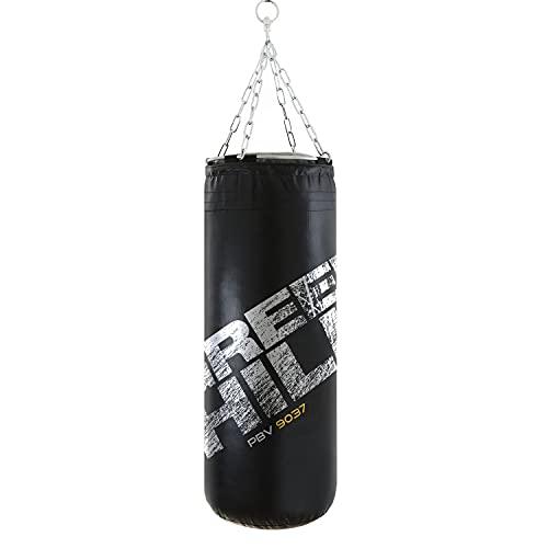 GREEN HILL Sacco da Boxe Similpelle Pugilato Pieno Boxing Punching Bag Saccone...