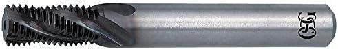 OSG Helical Rapid rise Thread Mill 3900023 - unisex Metric Carbide