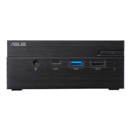ASUS PN40-BBC532MC Barebone Mini PC (Intel Celeron N4020, Grafica Intel UHD integrata, Bluetooth 5.0, senza modalità operativa), nero