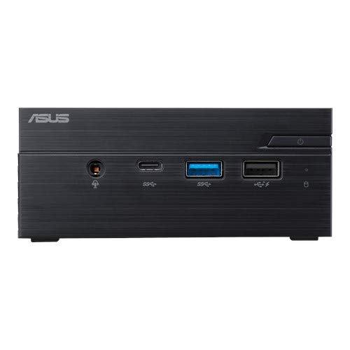 ASUS PN40-BBC532MC Barebone Mini PC (Intel Celeron N4020, gráficos Intel UHD Integrados, Bluetooth 5.0, sin Sistema operativo), Color Negro