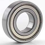 3D INNOVATIONS 608Zz Deep Groove Ball Bearings 8X22X7mm For 3D Printer 8mm Bore (Quantity: 4 Pcs)