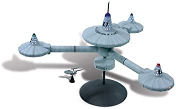 Star Trek K-7 Space Station 'The Trouble With Tribbles' by AMT