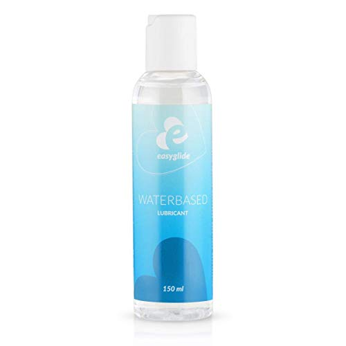 EasyGlide Gel Lubricante Sexual a Base de Agua (150 ml) Lubricante para hacer que su placer sea más cómodo