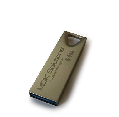 kryptkey Essential de MDK Solutions, USB 3.0Cifrado aes256bits automático, PC/Mac, Origine France Garantie