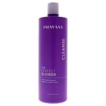 pravana purple shampoo before and after