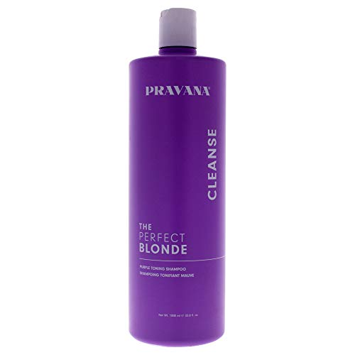 Pravana The Perfect Blond Shampoo per capelli biondi–1000ml