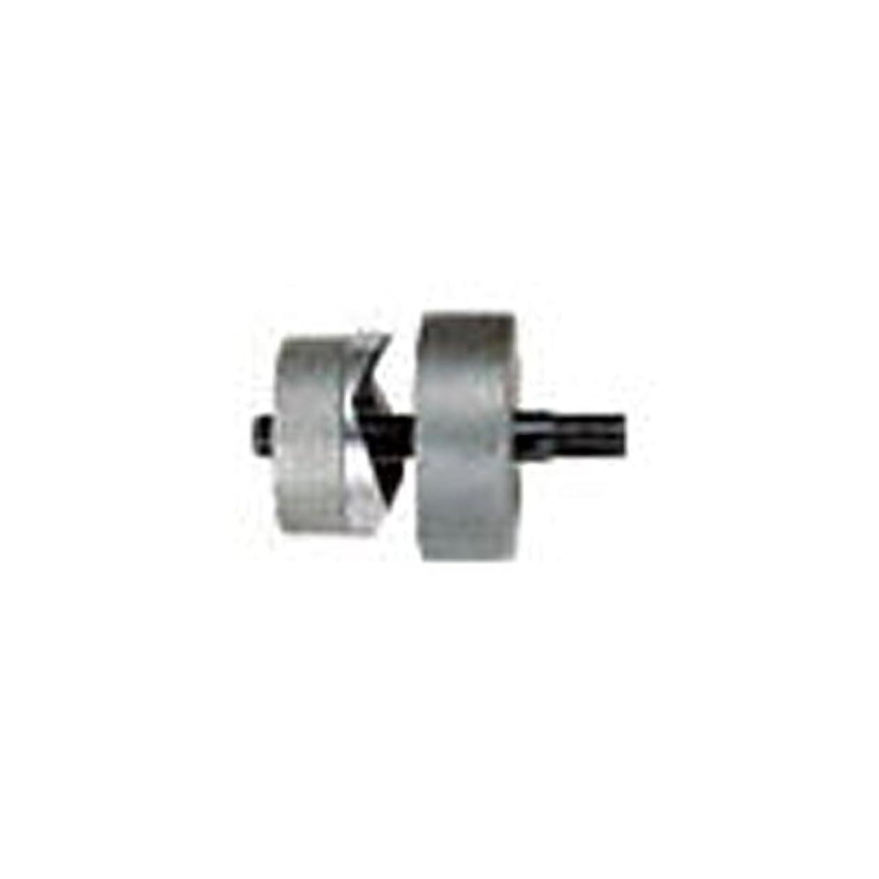 艶分析予知泉精器製作所 丸パンチ 薄鋼電線管用 A-25 (A25) 【ボルトは別売】