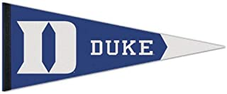 WinCraft Duke Blue Devils 12 x 30 Inch Premium Pennant