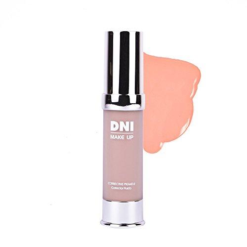 Corrector fluido, Corrective pigment, 22ml · nº 5, color Salmón-Rosado, DNI MAKE UP