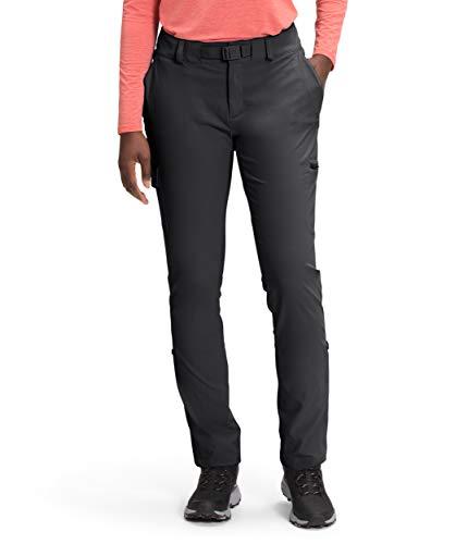 The North Face Women's Paramount Mid-Rise Pant, Asphalt Grey, 4-SHT