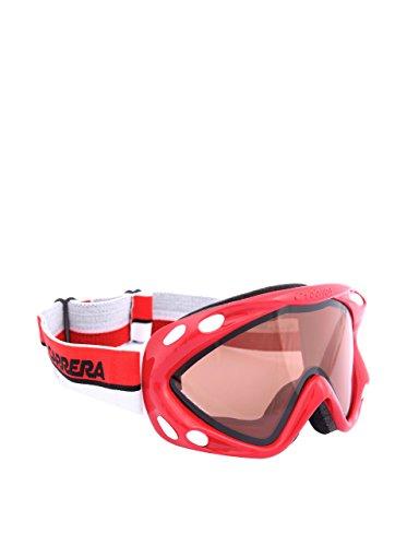 Carrera Máscara de Esquí M00124 KIMERIK Red Shy Contest 4L