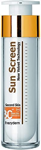 Crema solar natural FrezyDerm