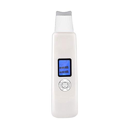 Czcrm Limpiador de la piel de la cara Limpieza profunda Peeling facial Limpiador de la piel Eliminación del acné Máquina de la espinilla Belleza Cuidado de la piel de la cara Hogar Instrumento de la b