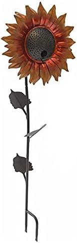 Sunflower Hummingbird High quality new Purchase Bird Feeder Crafts Metal Decoration Garden