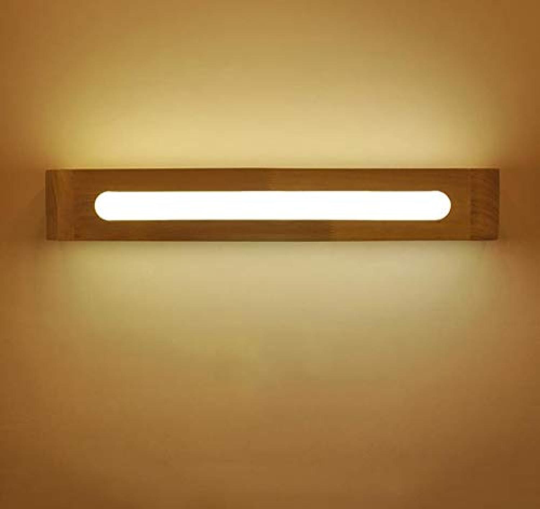 Badewanne Spiegel Licht Spiegel Vorne Leichte Einfache Kreative Badezimmer Spiegel Scheinwerfer Leuchten Led-Kommode Spiegelschrank Spiegel Wandleuchte (Farbe  Warmes Licht -40 Cm)