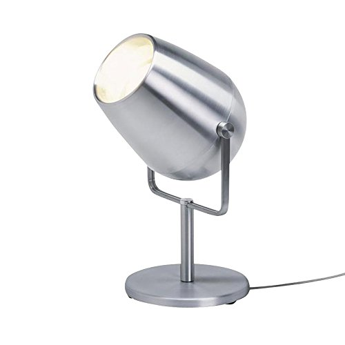 Pan Am Base LED vloerlamp, geborsteld aluminium 2700K 3200lm CRI>90 met dimmer