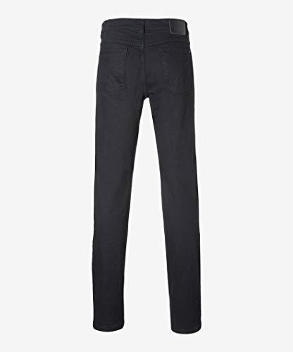 BRAX Herren Style Cooper Denim Masterpiece Jeans, Schwarz (Perma Black 01), 38W / 32L