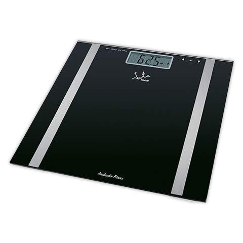 Bascula de baño JATA 531 | JATA Digital Cristal Analizador Fitness