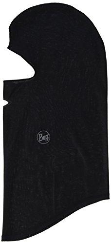 Buff 115248.999.10.00 Tour de Cou Balaclava Solid Black FR : Taille Unique (Taille Fabricant : Taille Unique)
