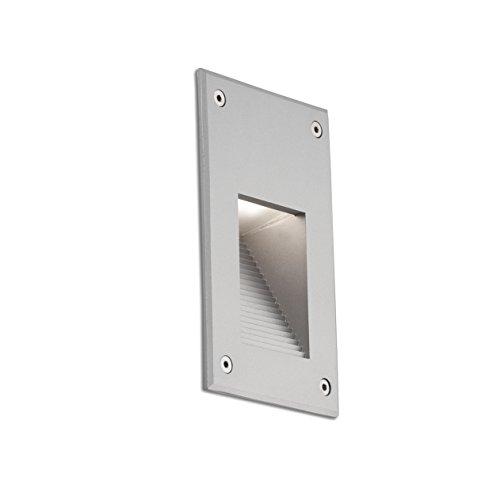 Faro Barcelona 70450 - FILTER Empotrable (bombilla incluida) LED, 120°, 2W, aluminio,...