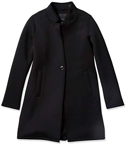 Steve Madden Damen Softshell Fashion Jacket Daunenalternative, Mantel, Air Layer Black, Small