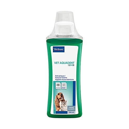 Vet Aquadent FR3SH - Vet Aquadent para perros y gatos (250 ml)
