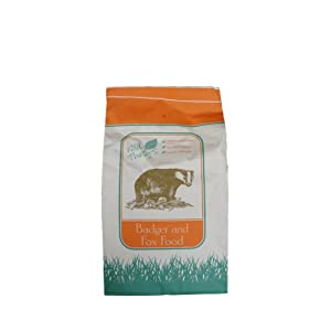 Spikes 6Kg Wildthings Badger and Fox Food
