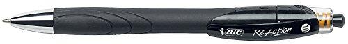 BIC balpen BIC® ReAction®, 0,32 mm, zwart