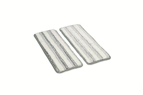 Vertex Flat Mop Pads - 2 pcs (White)