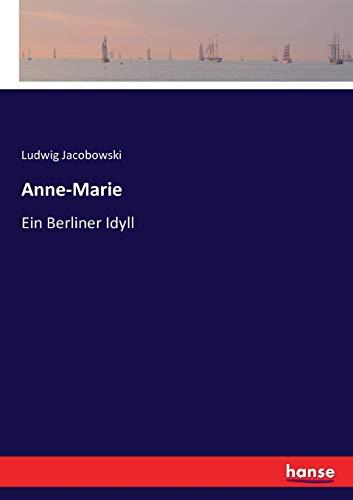 Anne-Marie: Ein Berliner Idyll