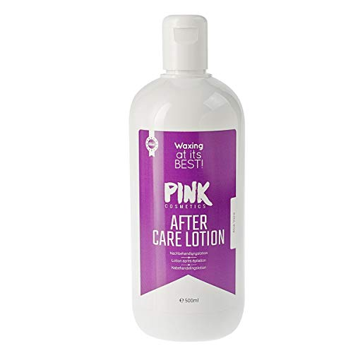 After Care Lotion Nachbehandlungslotion (500 ml) – Geeignet für sensible Haut – Zur Anwendung nach Waxings im Gesicht