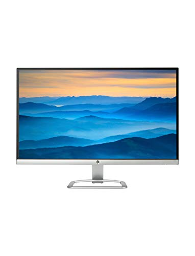 Monitor Full HD VGA, HDMI, 27ER, HP, 413140170100, LED, 27', Prata