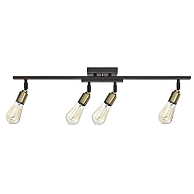 Globe Electric 59035 Track Lighting, Oil Rubbed Bronze