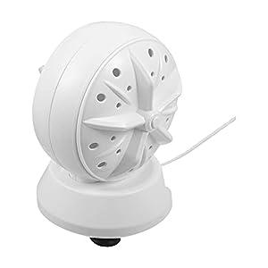 SOLUSTRE Portable Mini Vêtements Machine À Laver Automatique Rondelle Auto-Conduite Machine À Laver Cleaner pour Accueil Voyage