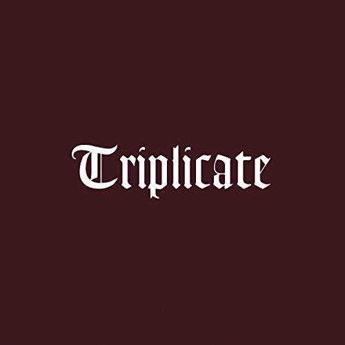 Triplicate [Vinyl LP]