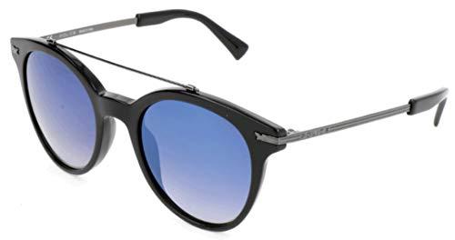 Police Sonnenbrille SPL141M Occhiali da Sole, Grigio (Grau), 49.0 Uomo