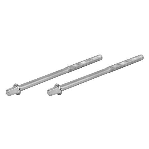 VGEBY1 Drum Tension Rods 2pcs Befestigungsschraube für Drum Repairs Percussion Instrument Parts(#3)
