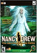 New Her Interactive Nancy Drew - Haunting Of Castle Malloy Compatible With Windows Xp/Vista
