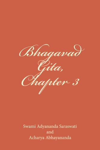 Bhagavad Gita, Chapter 3 (English Edition) PDF Books