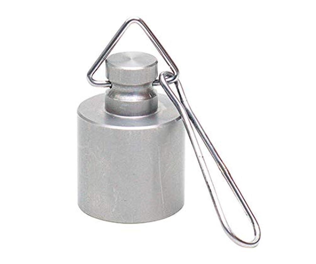 死令状夜明けに特殊分銅 精密分銅型環付 10kg/3-8489-02