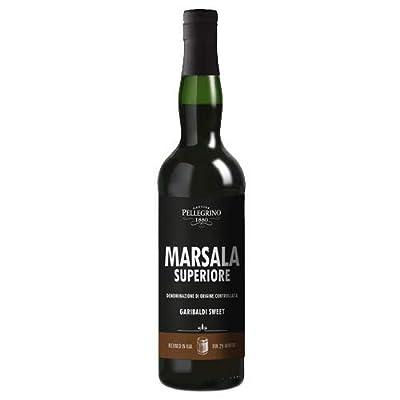 Pellegrino Marsala Superiore Garibaldi Dolce 75cl 18% ABV